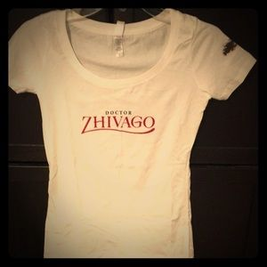Doctor zhivago Broadway T-shirt size small